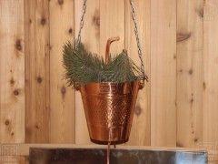 Новая альпийская фуро ИТС® - травяная сенная мыльня - Краксен