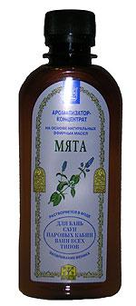 Ароматизатор-концентрат мята (Россия) - компания ИТС