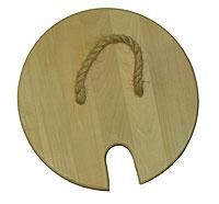 Крышка для запарника 15л, из дерева лиственных пород - компания ИТС
