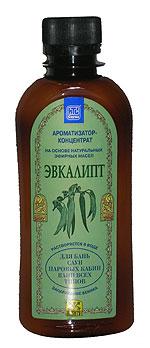 Ароматизатор-концентрат эвкалипт (Россия) - компания ИТС