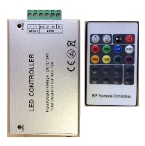 Контроллер Luna CON RGB RF 20B 144W радиосигнал - компания ИТС