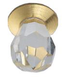 Линза кристалл CR14 золото - компания ИТС