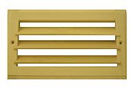 Вентиляционная решетка (жалюзи) для бани - компания ИТС