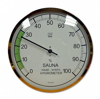 Гигрометр для бани и сауны (1012) биметаллический - компания ИТС