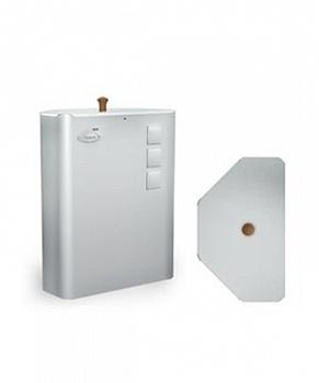 """Бак для  воды выносной угловой,объем 65 л, для печей """"Ермак""""  - компания ИТС"""