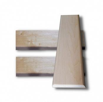 Наличник липа 15х70мм (комплект: 2.1м-2шт, 1.1м-1шт) - компания ИТС