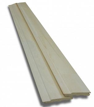 Вагонка для бани осина сращённая 2,2м(сорт А) - компания ИТС