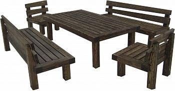 """Комплект мебели для комнаты отдыха """"Три медведя"""" средний (высокий)"""