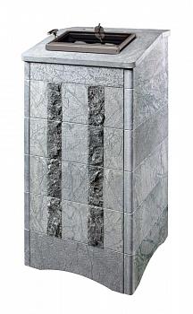 Закрытая облицовка KA2092 из талькомагнезита Tulikivi для дров. печи Kastor KSIS 37 TS - компания ИТС