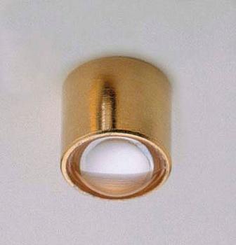 Линза кристалл CR18 золото - компания ИТС