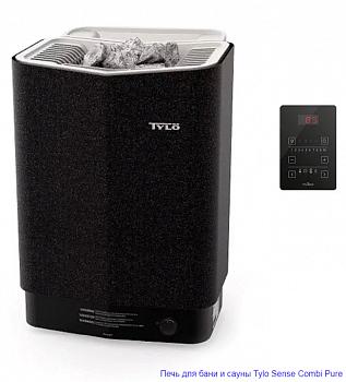 Tylo Sense Combi Pure 8 - печь с парогенератором и пультом Pure - компания ИТС