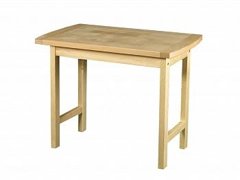 Стол для бани из лиственных  пород