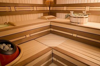 Изготовление полков для парной сауны и бани - из абаша и канадского кедра. Под Ваши размеры! - компания ИТС