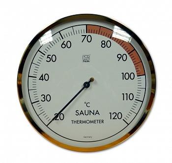 Термометр для бани и сауны (1011), биметаллический - компания ИТС