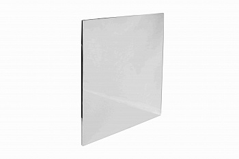 Экран термозащитный 0,60 х 0,98 м из нержавейки зеркальный с крепежом - компания ИТС