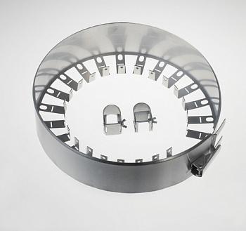 Обруч для подсветки печи Rocher - компания ИТС