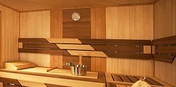 Изготовление из абаша подспинника в баню, ширина 200 мм - компания ИТС