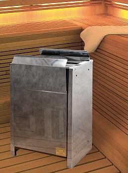 Печь для бани Карина ЭНУ ленточная электрокаменка - компания ИТС