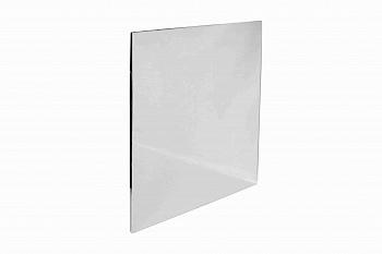 Экран термозащитный, 0,48 х 0,48 м из нержавейки зеркальный с крепежом - компания ИТС