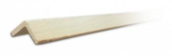 Угол наружный из липы для бани 2,8м - компания ИТС