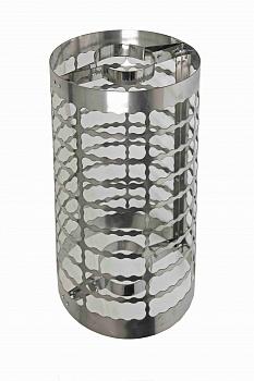 Сетка для трубы-каменки на дымоход для бани, D 115мм, H 600 мм - компания ИТС