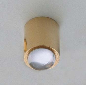 Линза кристалл CR10 золото - компания ИТС
