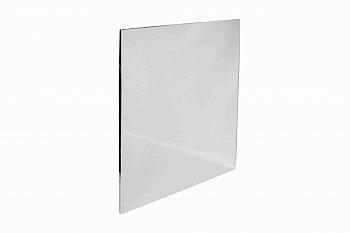 Экран термозащитный 0,60х0,60м из нержавейки  зеркальный с крепежом - компания ИТС
