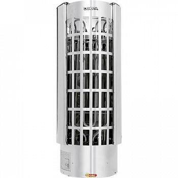 Электрическая печь для сауны 9 кВт «Сфера»,корпус нержавейка, требуется выносной пульт управления - компания ИТС
