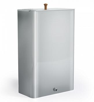 """Бак для нагрева воды в бане, навесной,объем 55 л, для печей """"Ермак""""  - компания ИТС"""