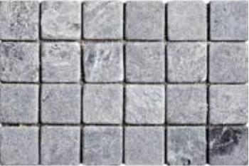 Мозаика талькомагнезит на сетке 305х305х10мм TK-240PM Tulikivi античная поверхность - компания ИТС